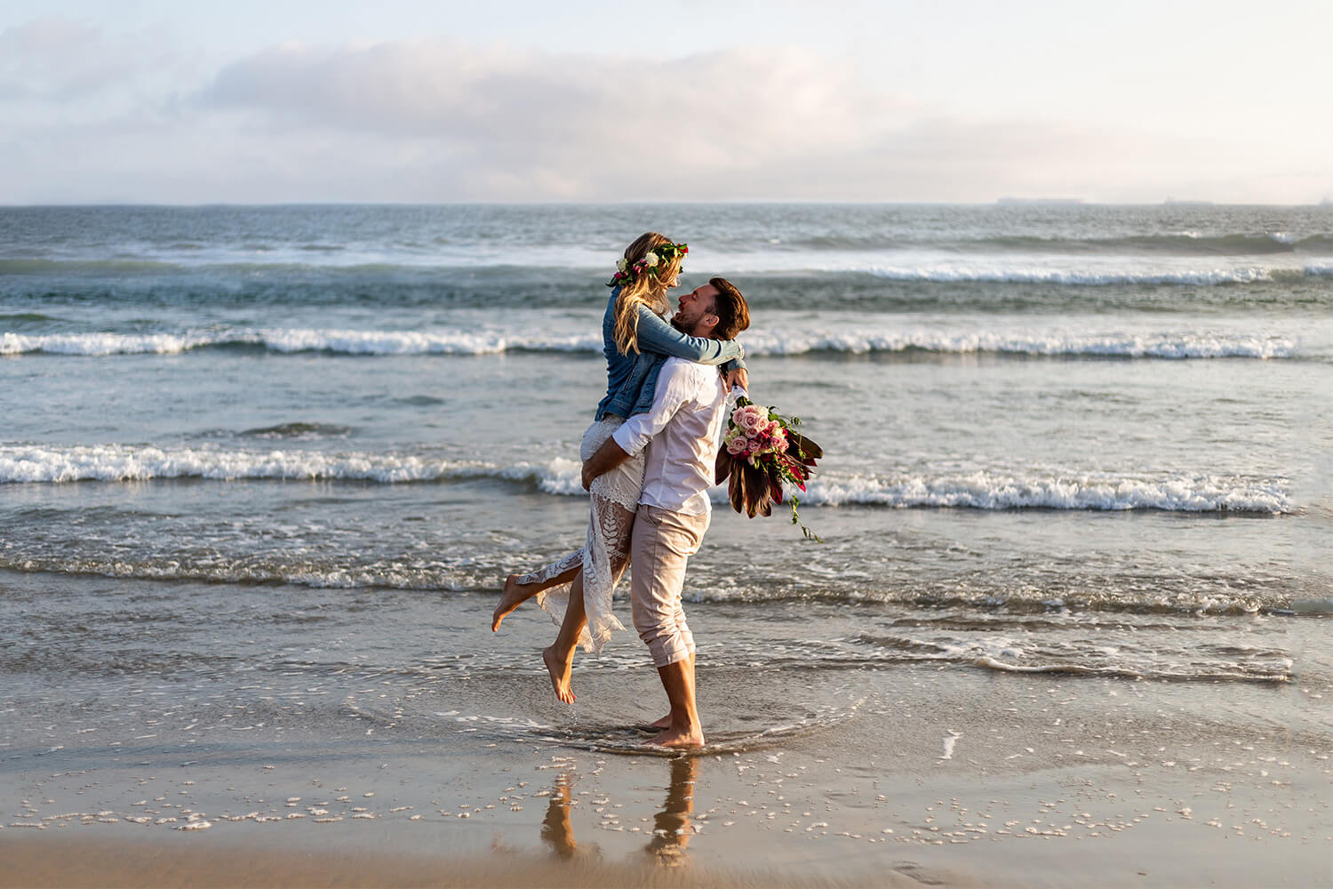 los angeles wedding and elopement photographer