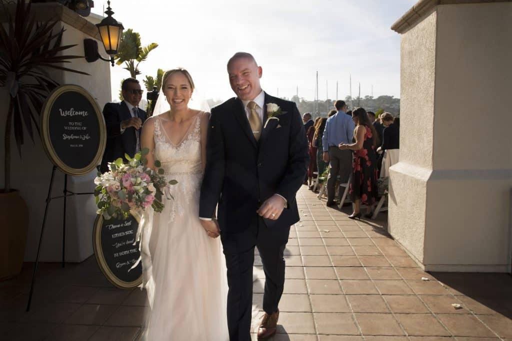 waterfront weddings in san diego