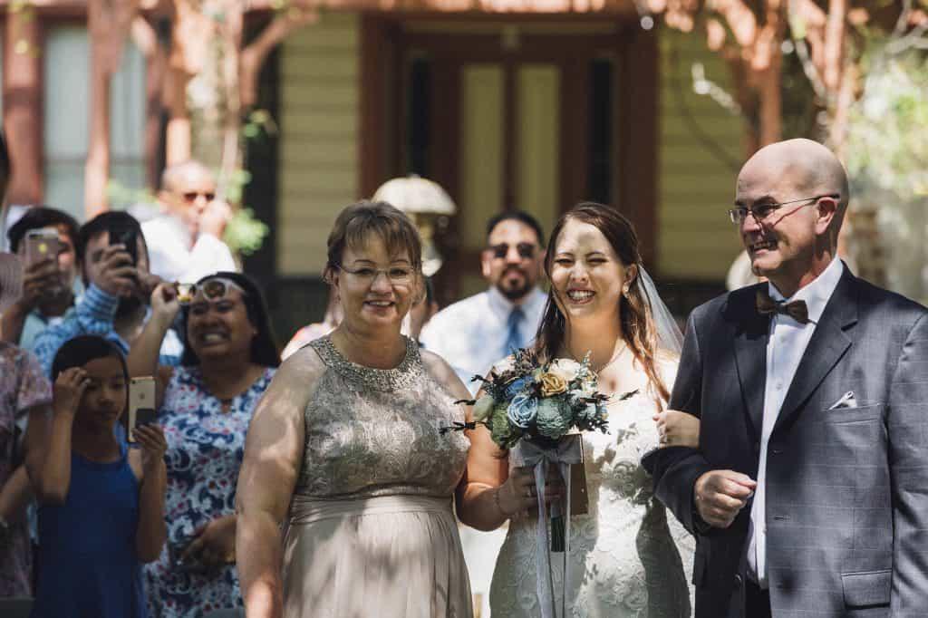 cabin wedding venues