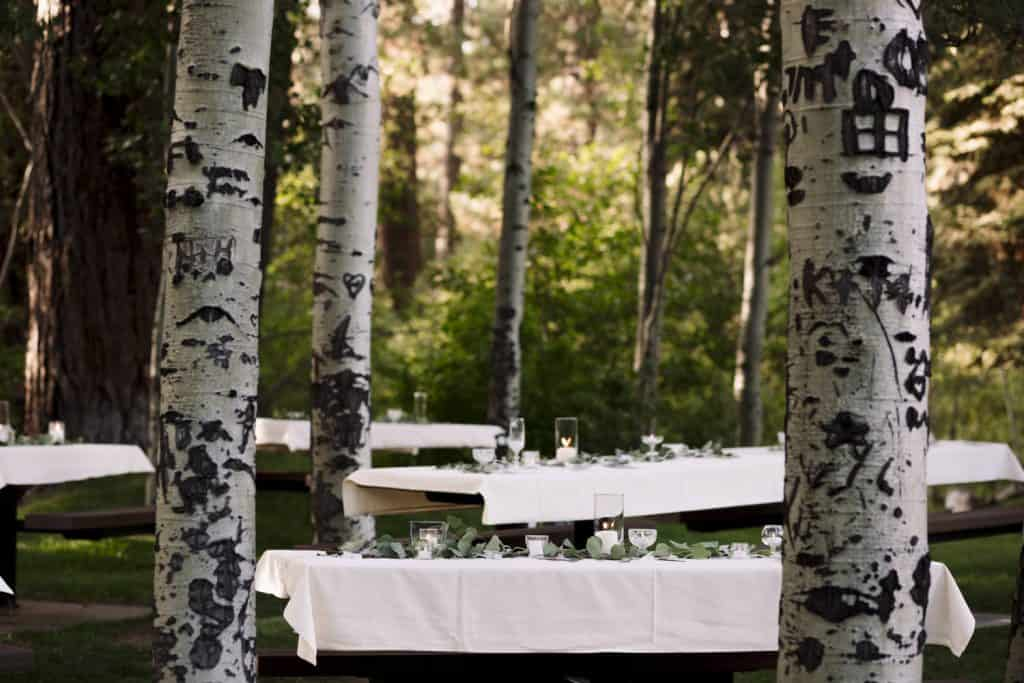 aspen grove wedding venue