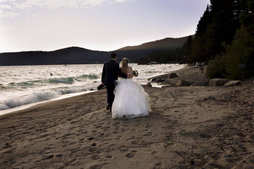 mountain wedding california