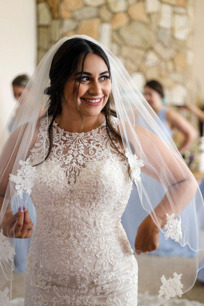 Essence Australia wedding dress
