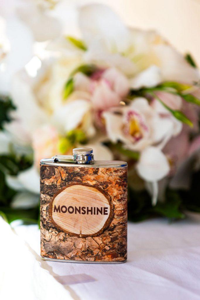 moonshine hip flask
