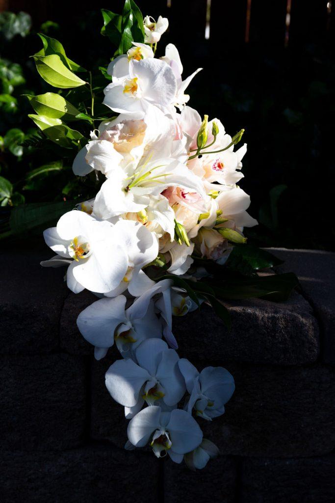 hawaiian bridal bouquet