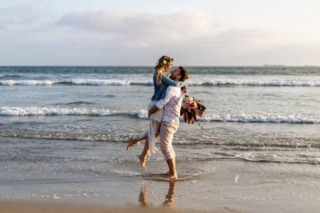southern california elopement photography