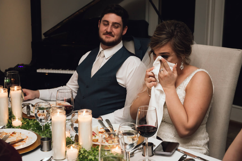 quarantine wedding at home
