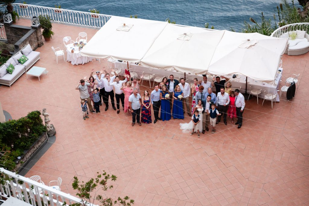 wedding in sorrento italy