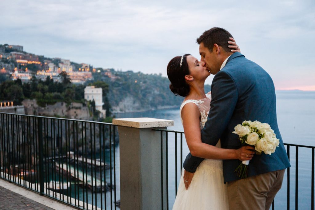 wedding in sorrento italy