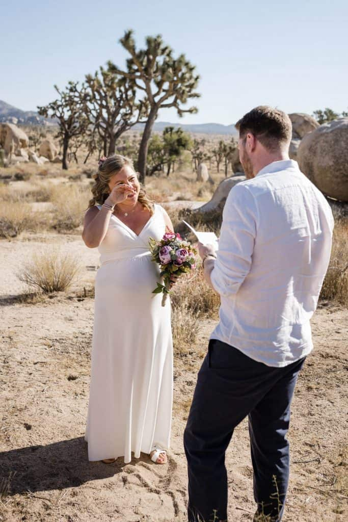 joshua tree wedding