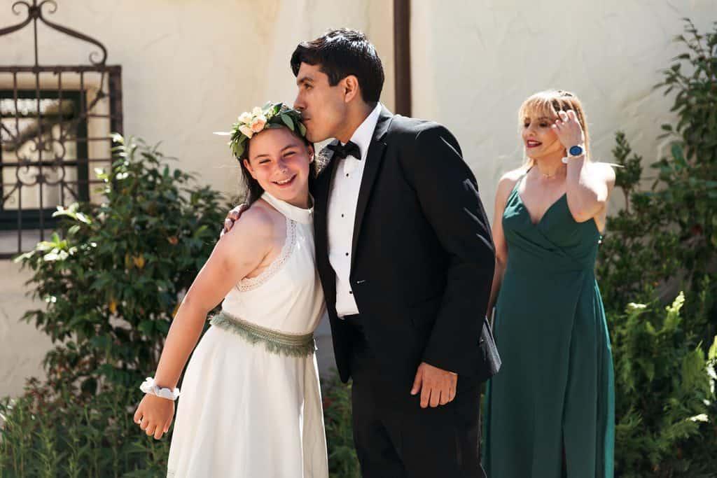 allied arts guild wedding