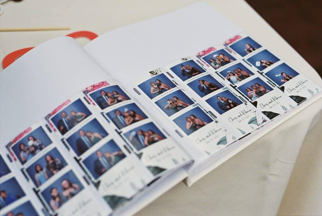 photobooth album