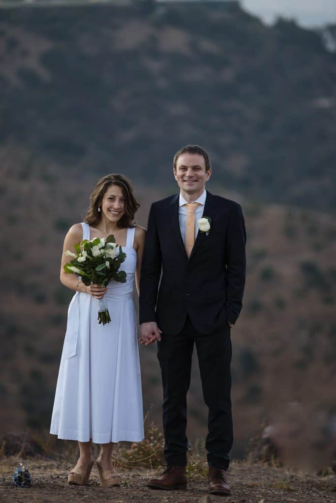 griffith observatory elopement