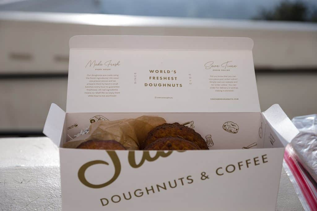 sidecar doughtnuts